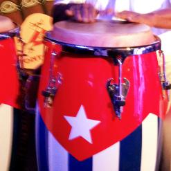 percussions latines